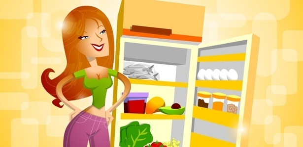 Consumir alimentos ricos em ômega 3, antioxidantes e minerais como o silício são indicados para uma beleza que vem de dentro - Rogério Doki/UOL