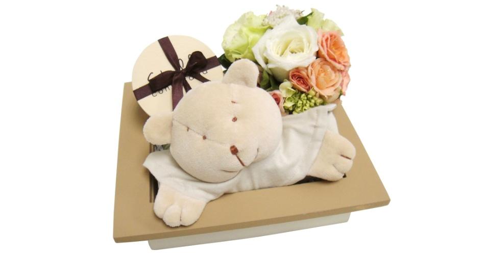 kit Dorme Neném da Flores Online