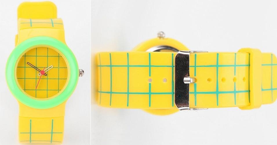 Relógio da loja online Urban Outfitters