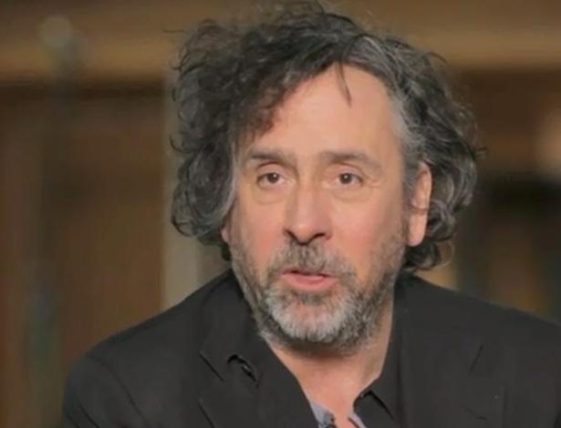"Tim Burton comenta o filme ""Abraham Lincoln: Caçador de Vampiros"""
