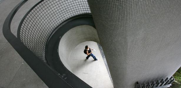 Projetado em 1951, o edifício Copan é um dos símbolos da cidade de São Paulo