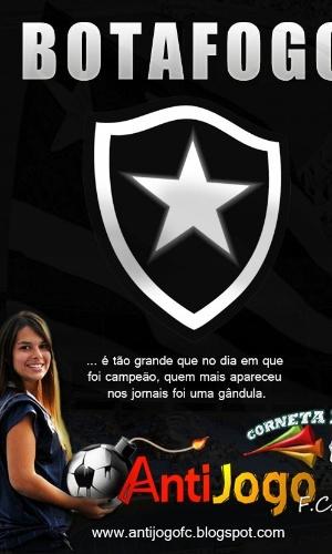 Corneta FC: Gandula é a estrela solitária do Botafogo