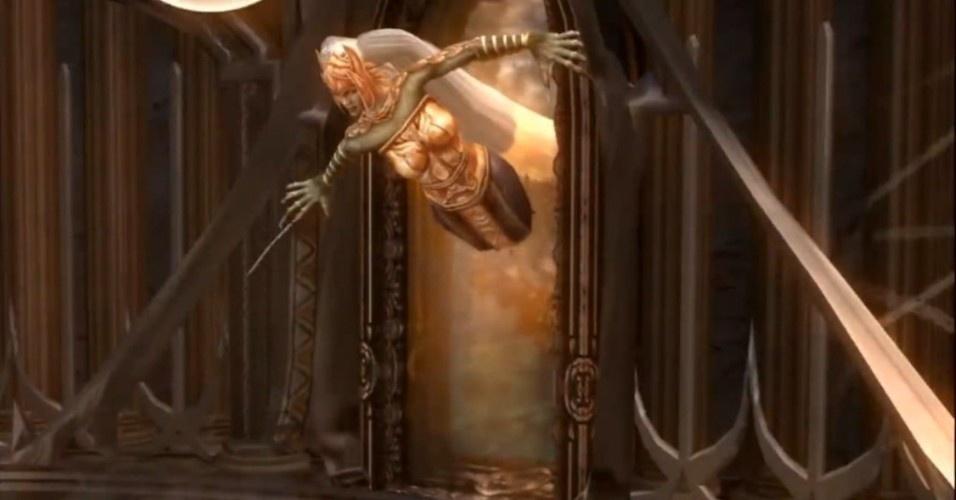 Junto com Átropos, as Moiras tentaram mudar o passado, para um que Kratos é derrotado por Ares. Todas as tentativas fracassam, e a dupla é vencida