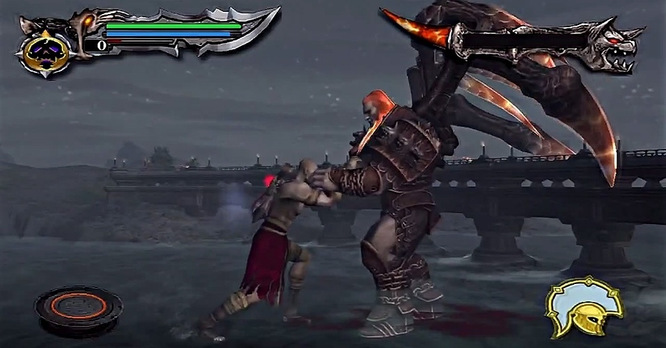Kratos foi jogado para o mundo dos mortos, mas voltou e conseguiu pegar a caixa de Pandora e ter o poder para enfrentar um deus. Ares tenta destruir Kratos física e psicologicamente, mas, no final, é superado pelo mortal