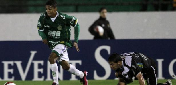 Fabinho foi destaque do Guarani na campanha que levou time à final do Paulista 2012