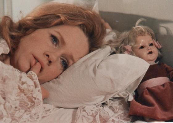 """Cena de """"Gritos e Sussurros"""", de Ingmar Bergman"""