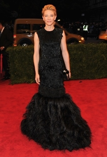 Cate Blanchett no baile de gala do MET 2012 (07/05/20120