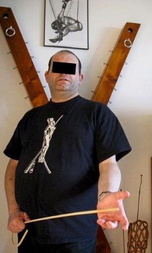 09.mai.2012 - Hans Ulrich Rudel, 53, suíço acusado de criar um anúncio falso na internet oferecendo a mulher e a filha de um amigo para canibais