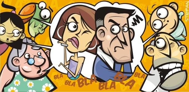 Interferência da família deve ser um assunto tratado cuidadosamente pelo casal - Stefan/UOL