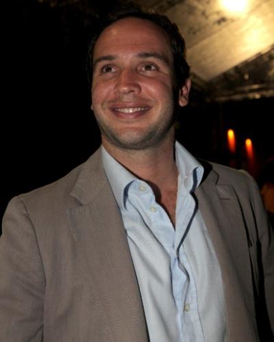 O comentarista Caio Ribeiro durante Amauri Fashion Street (01/10/2011)