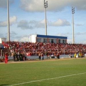 Estádio Nazarenão, localizado em Goianinha (RN)