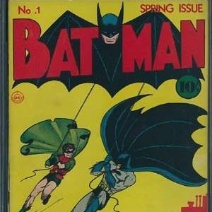 Capa da edição número 1 de revista em quadrinhos do Batman (10/5/12) - Reprodução
