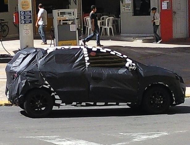 Renan Fazolin Medeiros/UOL