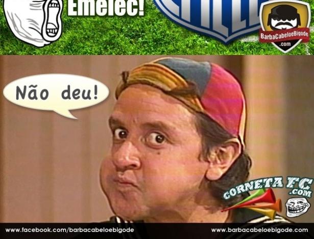 Corneta FC: Rivais falham ao tentar secar Corinthians na Libertadores