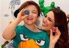 Dia das mães: Famosas revelam brincadeiras preferidas dos filhos - Montagem/Arquivo pessoal