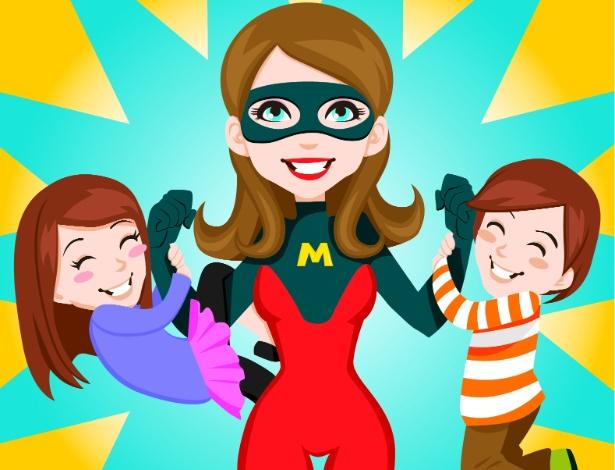 Para as mães de hoje, o maior desafio é lidar com o excesso de informação e evitar o sentimento de culpa - Thinkstock