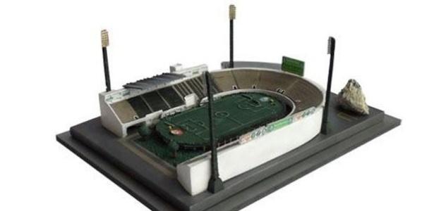 Réplica do Palestra Itália é sucesso de vendas no marketing do Palmeiras