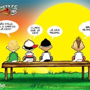 Corneta FC: O Santos já era