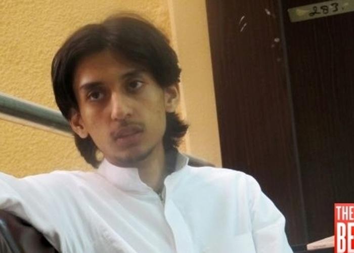 Hamza Kashgari, 23, foi deportado da Malásia após fazer comentários que insultavam diretamente o profeta Maomé