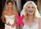 Qual é a noiva mais bonita de todos os tempos? - Fotomontagem UOL/AgNews e AP