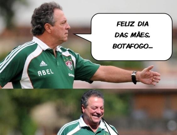 Corneta FC: Feliz Dia das Mães, Botafogo