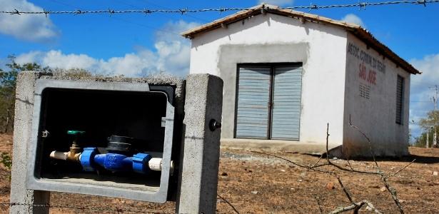 Abastecimento e armazenamento - Beto Macário/UOL