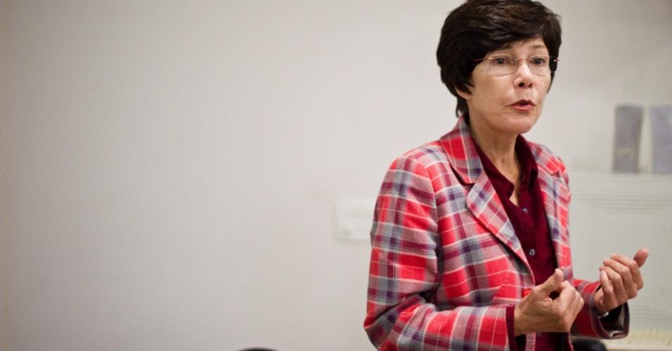 14.mai.2012- A advogada Rosa Maria Cardoso da Cunha é integrante da Comissão da Verdade