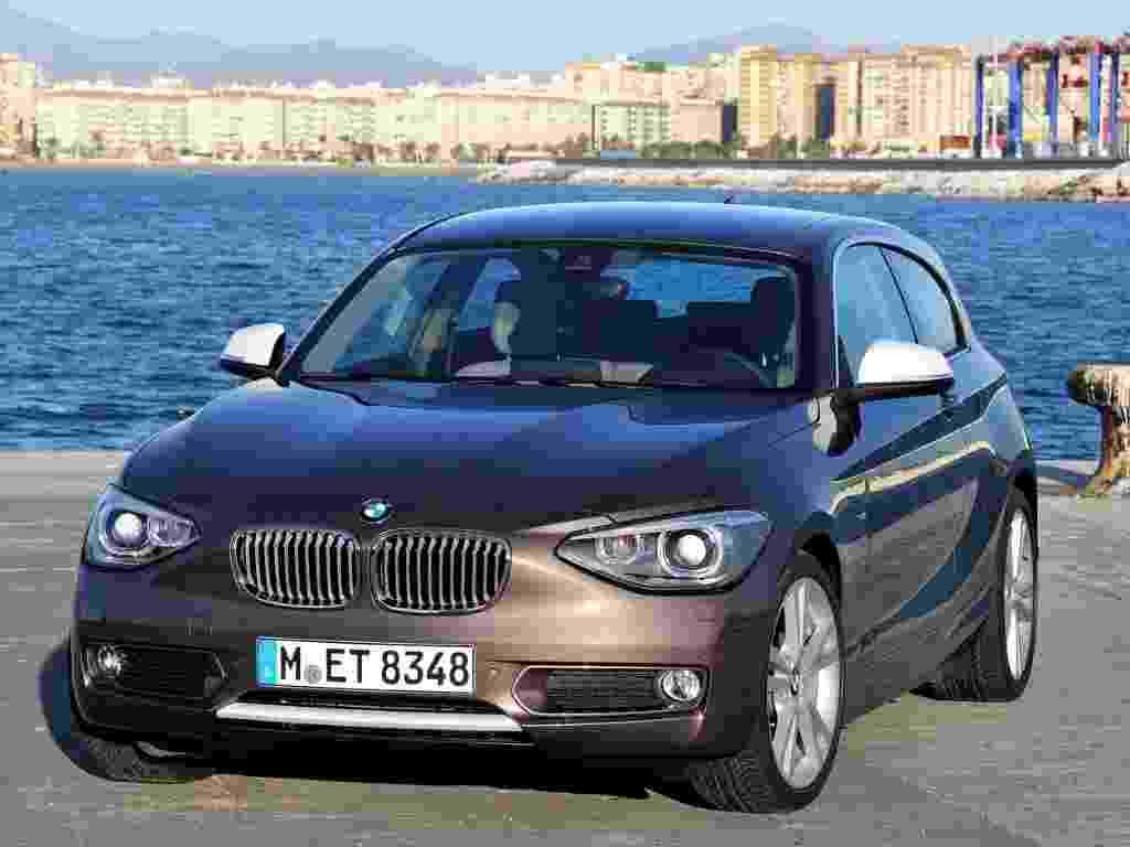 A BMW anuncia a chegada do Série 1 com duas portas - Divulgação