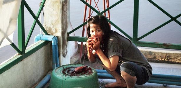 "Cena do filme ""Mekong Hotel"", de Apichatpong Weerasethakul"