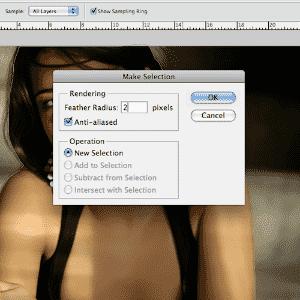 Criar imagem Avenida Brasil no Photoshop  - Alteração sobre imagem Think Stock