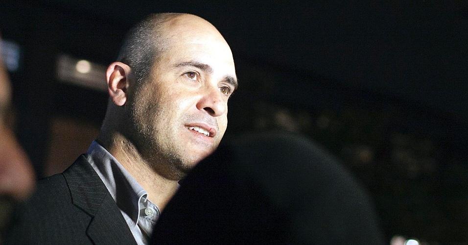 Ex-goleiro do Palmeiras, Marcos marca presença na cerimônia de premiação dos destaques do Paulistão 2012