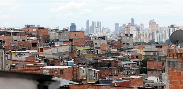 Heliópolis, a maior favela de São Paulo