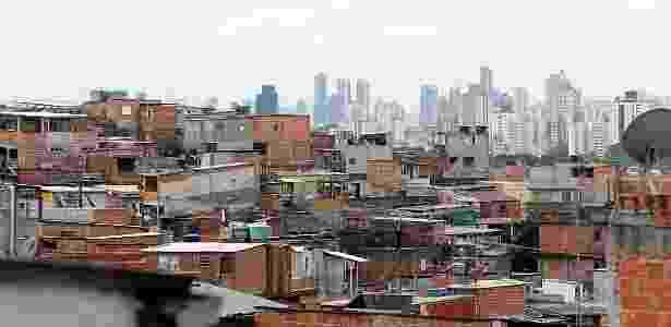 Heliópolis, a maior favela de São Paulo - Milton Flores/UOL Esporte
