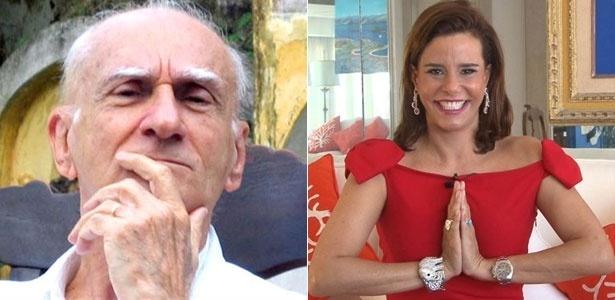 Ariano Suassuna e Narciza Tamborindeguy estarão na 12ª Feira Nacional do Livro de Ribeirão Preto - Divulgação/UOL