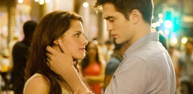 "Kristen Stewart e Robert Pattinson se conheceram durante as filmagens de ""Crepúsculo"""