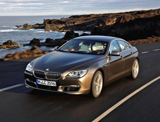 BMW 640i Gran Coupé tem estilo harmonioso e esportividade sob medida - Divulgação