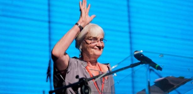 A mentora da Flip (Festa Literária Internacional de Paraty), Liz Calder - BBC