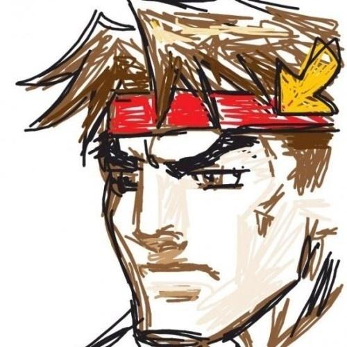 """Aqui, um indefectível acessório do principal lutador de """"Street Fighter"""" é a dica"""