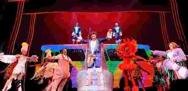 """Estreia de """"Priscilla, Rainha do Deserto"""", na Broadway (20/3/11) - Getty Images"""
