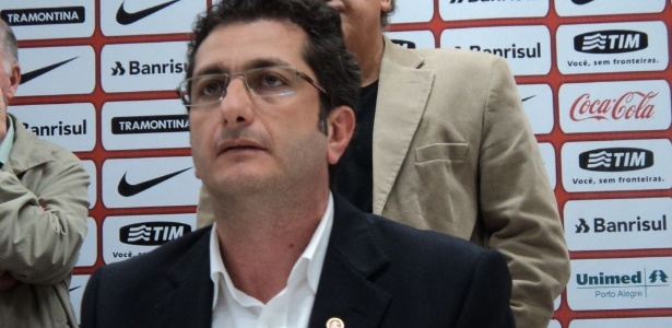 Luciano Davi, trabalhou no futebol do Inter em 2012, agora concorre à presidência - Jeremias Wernek/UOL Esporte