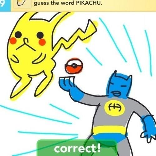 Não entendemos o que o Batman está fazendo aí, mas o recado está dado