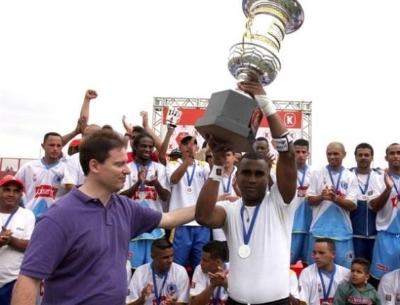 Nós Travamos, vice-campeão da Copa Kaiser Brasil em 2008