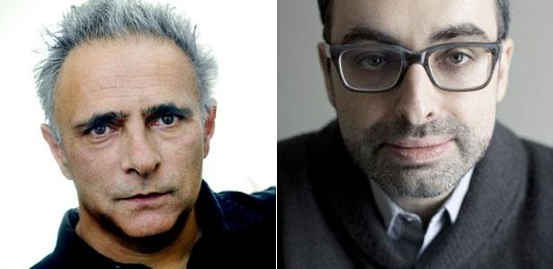 Os escritores Hanif Kureishi (à esquerda) e Gary Shteyngart estão entre os convidados da Flip 2012 - Divulgação