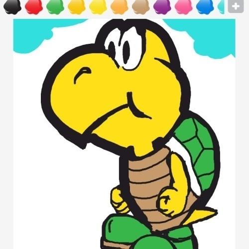 """Os koopas são o exército de tartarugas sob o comando de Bowser na série """"Super Mario Bros."""""""