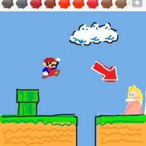 """Qual título de nobreza ostenta Peach na série """"Super Mario Bros.""""?"""