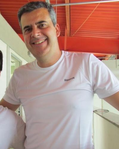Rogério Correa, narrador da Globo-MG