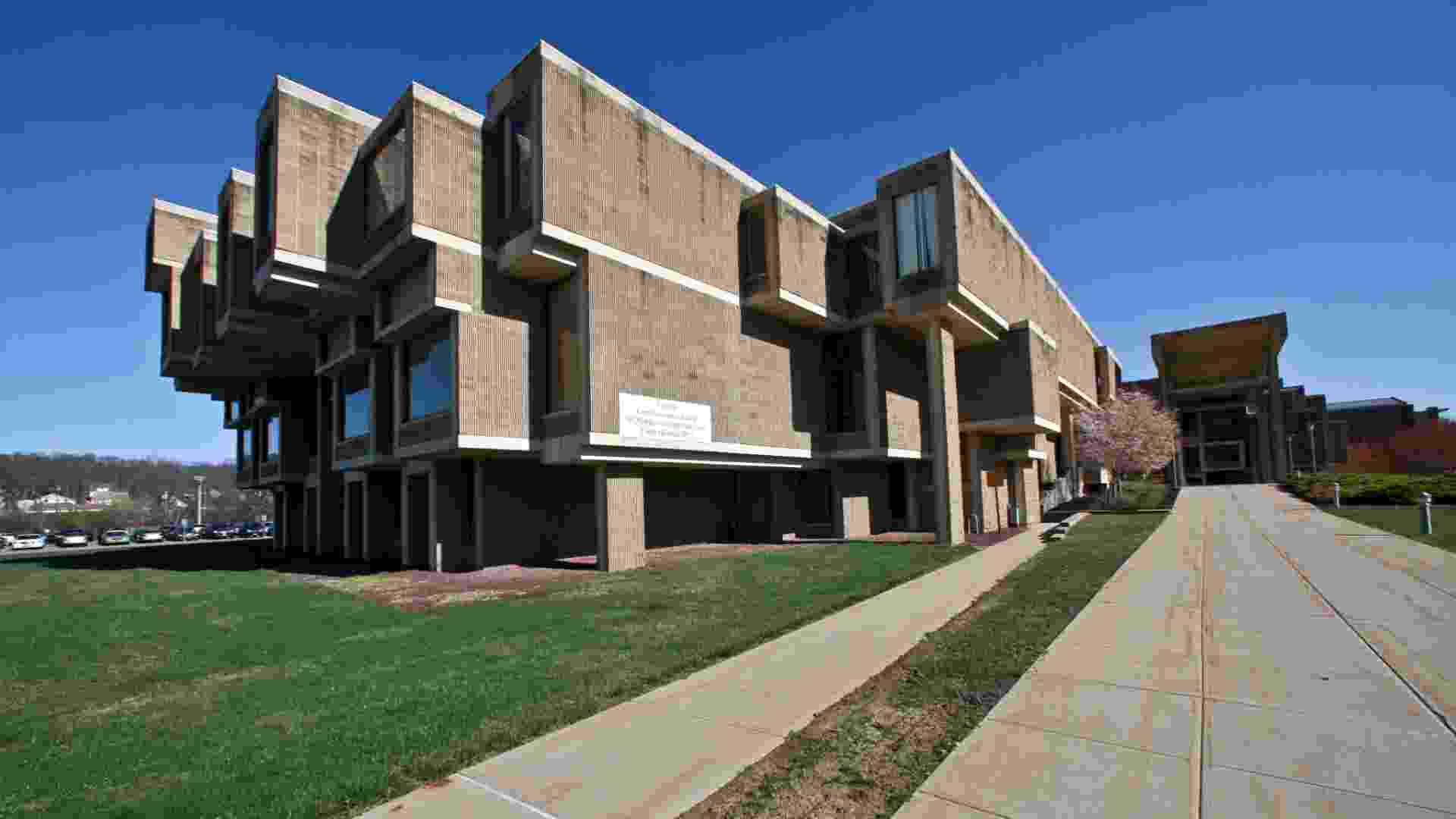 Arquitetura brutalista NYT, usar apenas no respectivo material - Fred R. Conrad/The New York Times