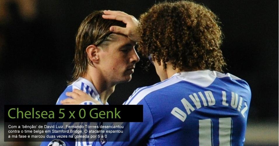 Chelsea 5 x 0 Genk