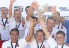 Lokomotiv vence o Flamengo e fica com o título do Mundialito de futebol de areia - Wander Roberto/Divulgação