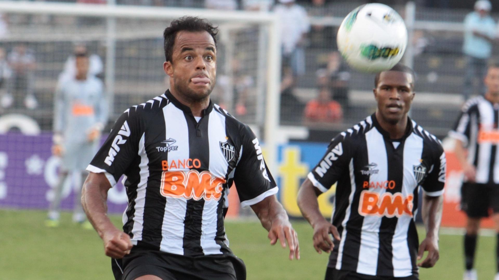 Mancini atuou pelo Atlético-MG e atualmente está desempregado